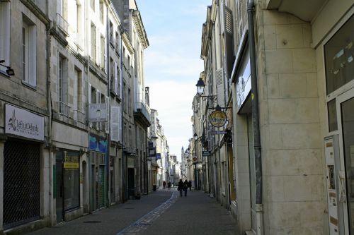 city street narrow street street france