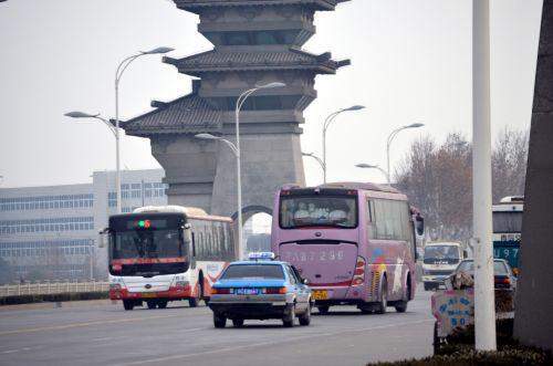 eismas, autobusas, automobiliai, gabenimas, miestas, gyvenimas, gatvė, miesto eismas