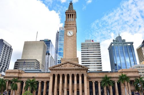 cityhall brisbane queensland