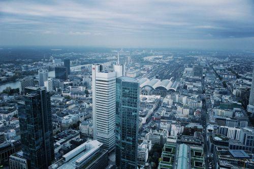 cityscape sky skyscraper