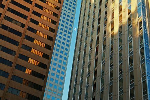 cityscape skyscraper city