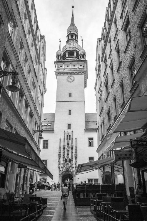 Cityscape Of Brno, Czech Republic
