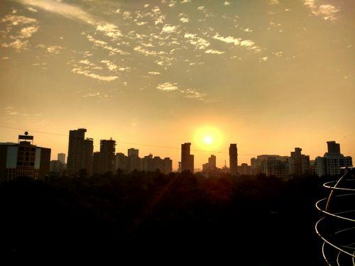 Cityscape, Sunrise
