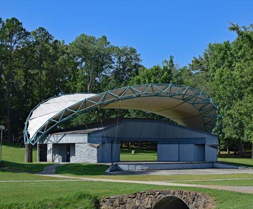 civic center pavilion oak ridge tennessee