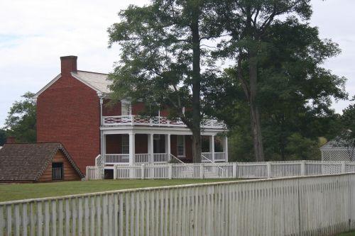 civil war virginia historical