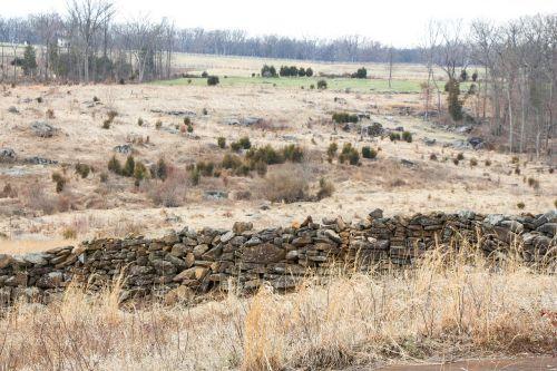 civil war gettysburg battlefield