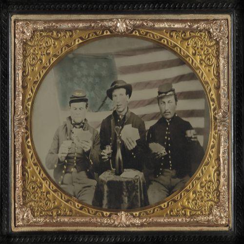 civil war confederate soldiers