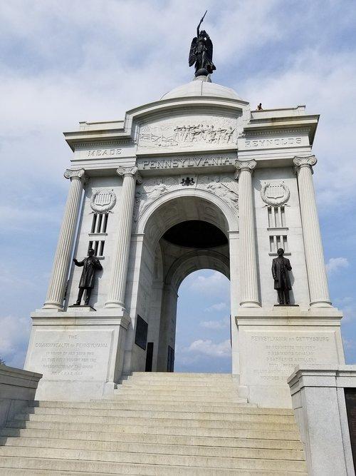 civil war  monument  memorial