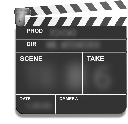clapper film motion picture