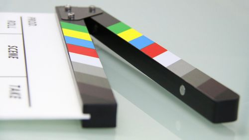 clapper board clapper movie