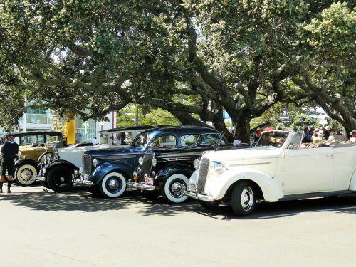 classic cars deco