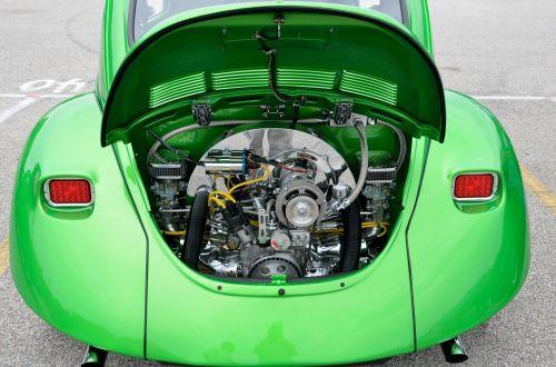 Classic Automobile Engine