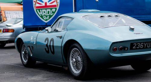 classic car classic race car car