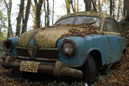 classic car borgward car