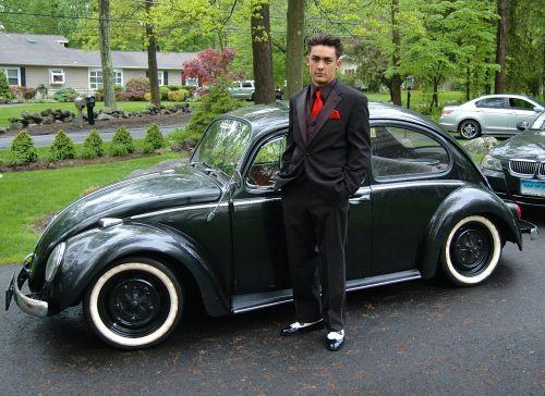 classic car 1966 vw beetle vw