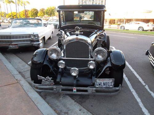 Classic Car Grill