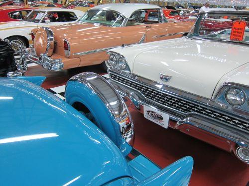 classic car interior vintage auto car