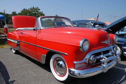 Classic Convertible Car