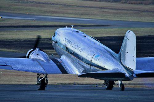 Classic Dc-3 Dakota