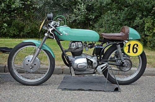 Classic Moped