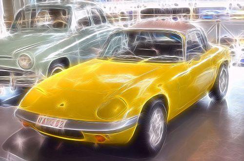 Classic Motor Car.