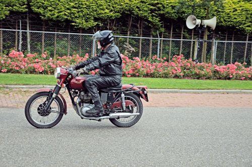 motociklas, motociklas, tradicija, istorija, Sportas, variklio & nbsp, sporto, klasikinis, klasikinis, triumfas, klasikinis motociklo triumfas