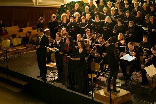 classical music orchestra choir