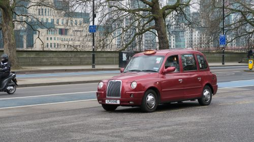 classical taxi london