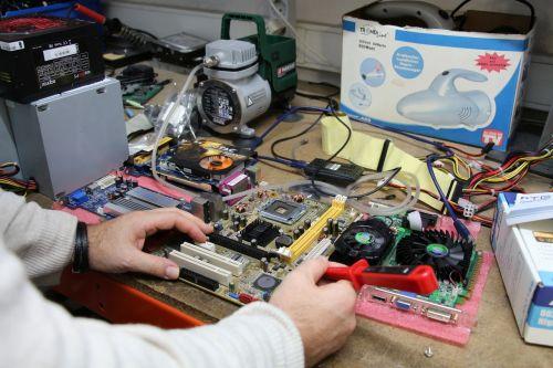 classroom computer classroom school