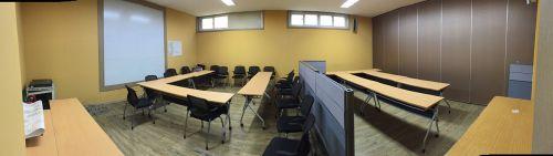 classroom meeting room space
