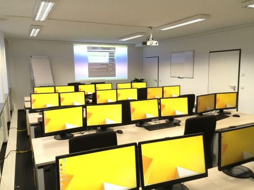 classroom computers education