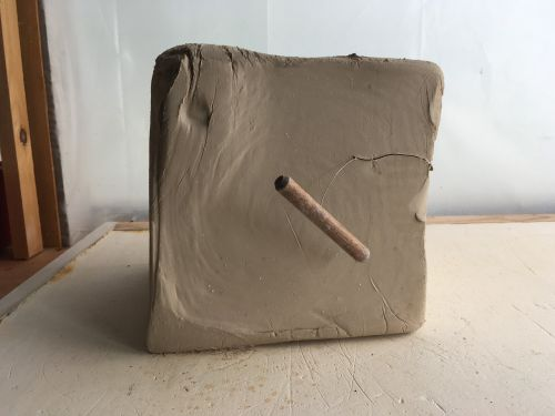 clay pottery craft