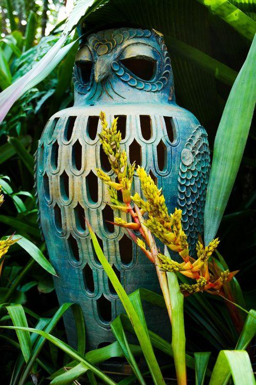molio figūra,keramika,pelėdos