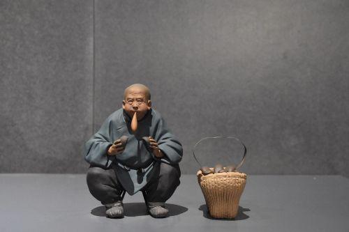 molio figūrėlė,menas,Pekinas