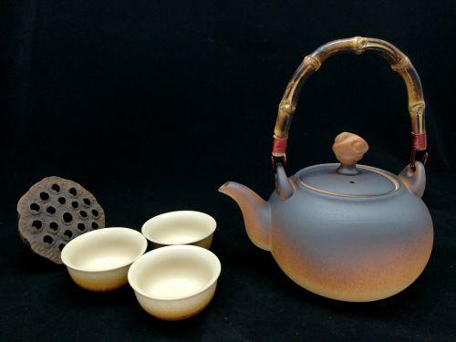 clay pot tea chaozhou ceramic
