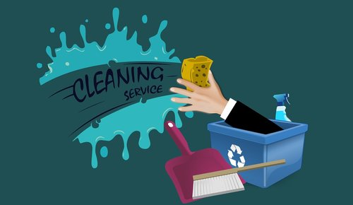 cleaning  service  cleaner
