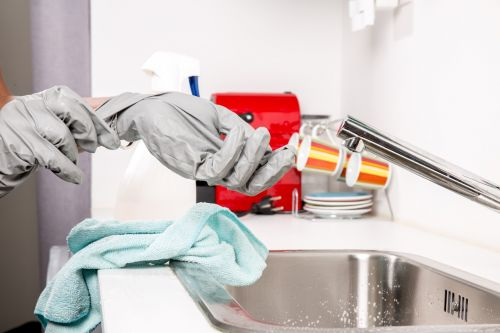 cleanliness maid maintains
