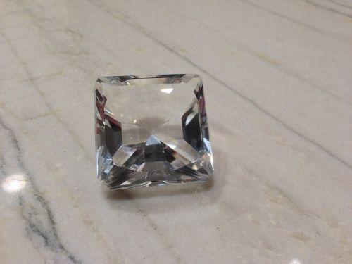 diamond crystal clear