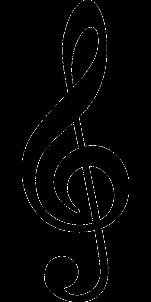 clef music treble