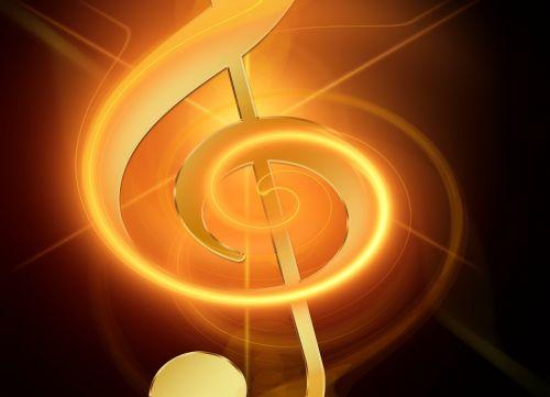clef music staff