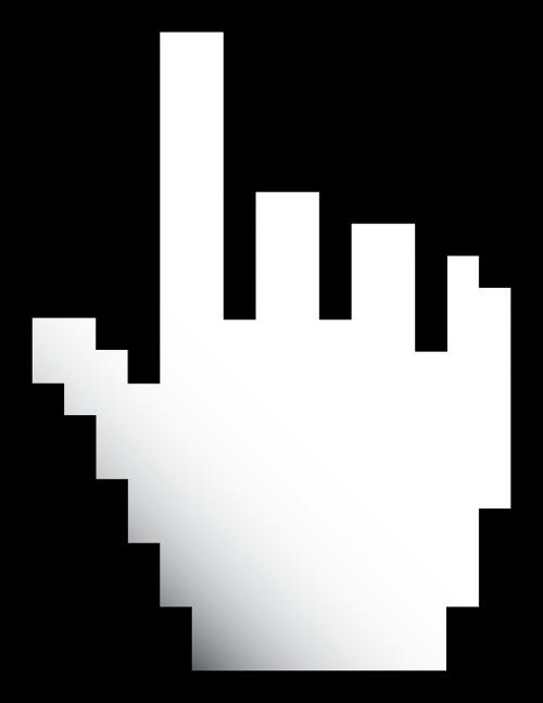 click cursor icon cursor