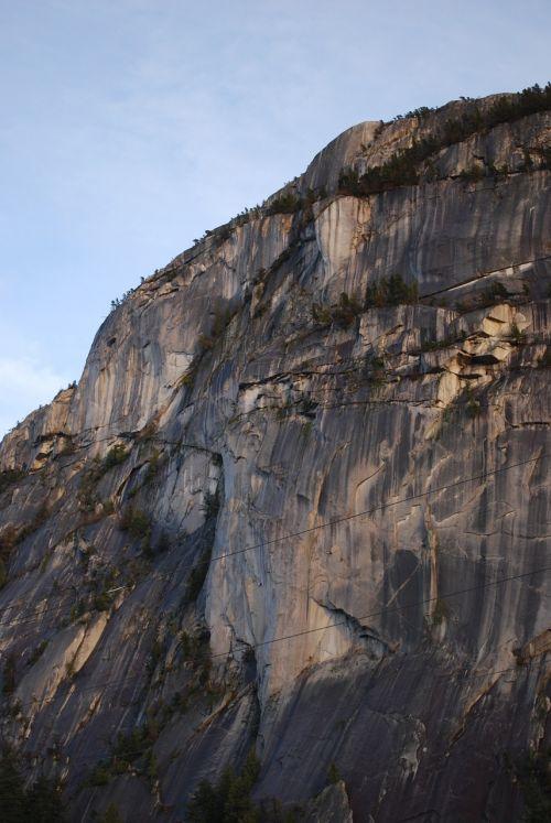 cliff canada whistler