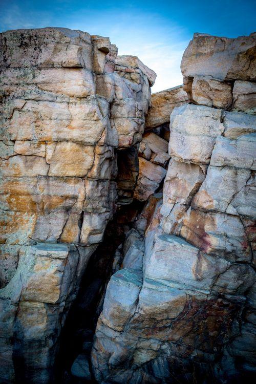 cliff rock face texture