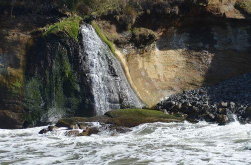 oregono pakrantė,oregonas,Ramusis vandenynas,Ramiojo vandenyno regionas,uolos,vandenynas,gamta,papludimys,dangus,kraštovaizdis,vanduo,Rokas,kranto,pakrantė