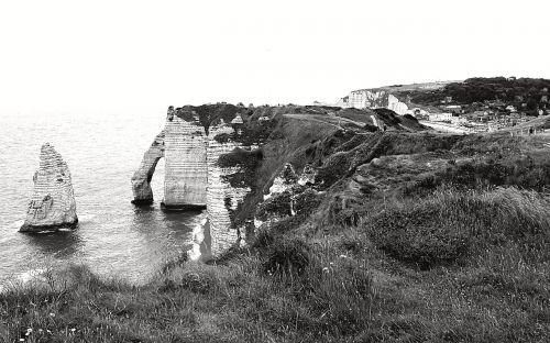 cliff felsentor coast