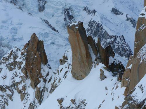 cliff alps mountain