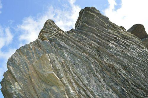 cliff cornwall rocks