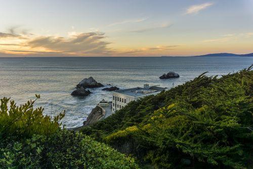 cliff house san francisco ocean beach