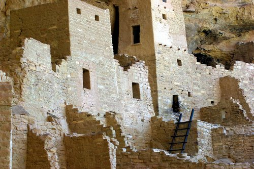 cliff palace ruin  cliff  dwelling