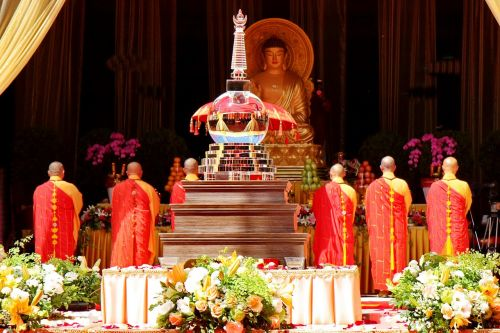 clifford chanting buddhism